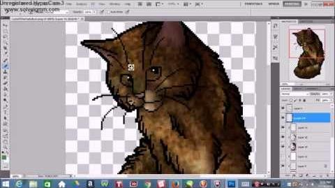 Speckled Cat Tutorial