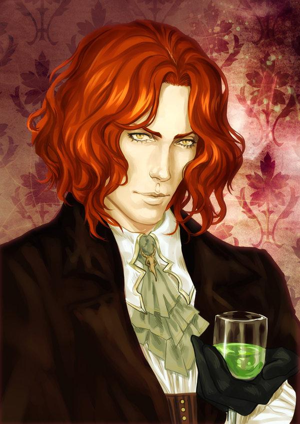 myth about redhead