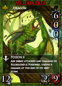 Card lg set8 sillikiatrix green dragon r