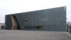 Muzeum Historii Żydów Polskich.JPG