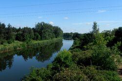 Kanał Żerański (Białołęcka, Płochocińska).JPG
