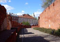 Międzymurze Zachwatowicza (Mury obronne).JPG
