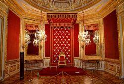 Sala Tronowa Zamek Królewski.JPG