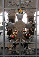 Grób Nieznanego Żołnierza, krzyż Virtuti Militari)