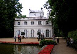 Łazienki (Biały Domek).JPG