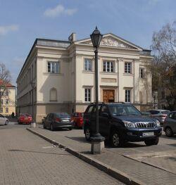 Uniwersytet Warszawski (Gmach Szkoły Głównej).JPG