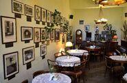 Kawiarnia Muzeum Powstania Warszawskiego