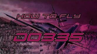 How to Fly Do335 War Thunder Fridays Ep.2