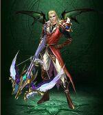 Wings dark demon