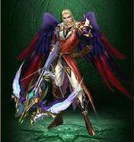 Wings divine angel