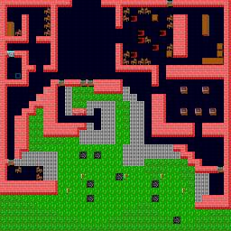 Guardian Citadel Entrance map
