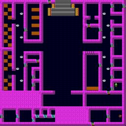 Guardian Citadel Outer Sanctum map