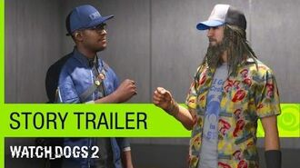 Watch Dogs 2 Story Trailer US