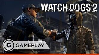 """12 Minutes of """"False Profits"""" Gameplay - Watch Dogs 2"""