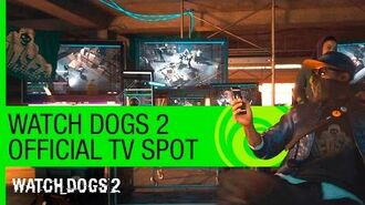Watch Dogs 2 – Official TV Spot – Anti-Heroes US
