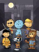 Peanuts Watchmen