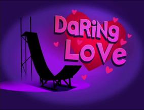 Daring Love Title Card