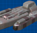 Gammetan Frigate Mk II