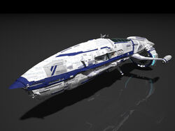 Victory Class Capital Ship