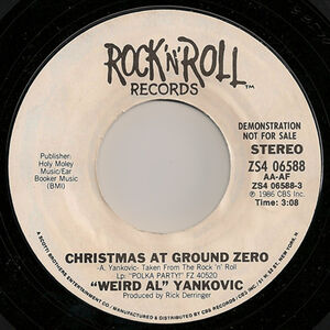 (AA) Christmas At Ground Zero