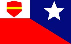 Flagge des Vizekönigreich Perus