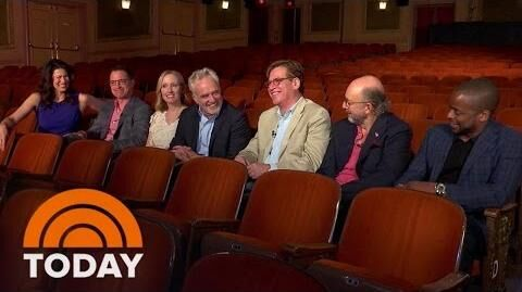 'West Wing' Cast Reunites 10 Years After Series Finale For Exclusive Interview (Full) TODAY