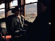 Guest on train in The Original