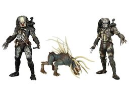Predators Movie Series 3