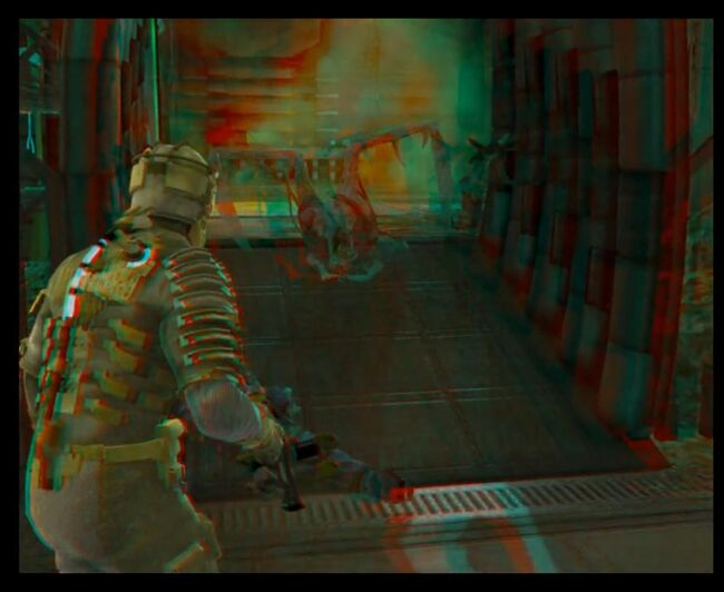Dead Space in 3D (RedCyan) (14)