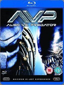 Alien Vs Predatorblu-ray