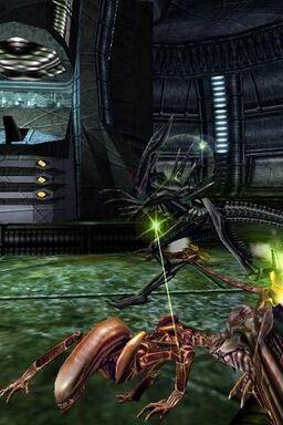 Aliens Destroyer (i-phone)1