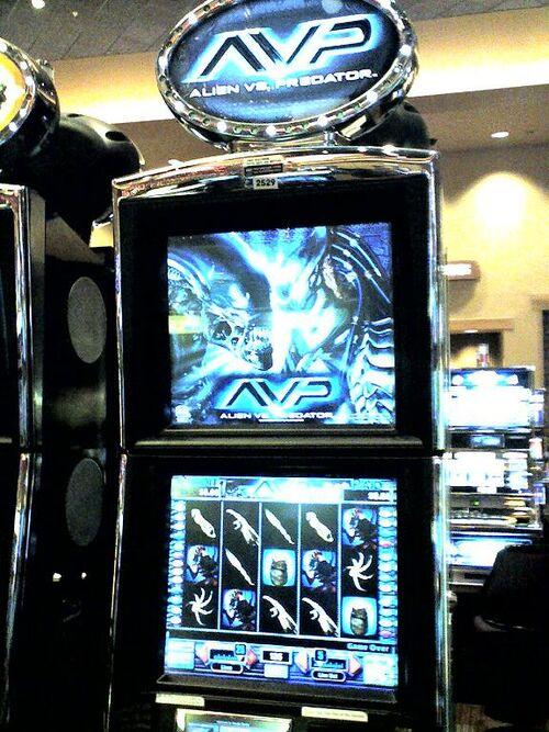 Alien v Predator Slots