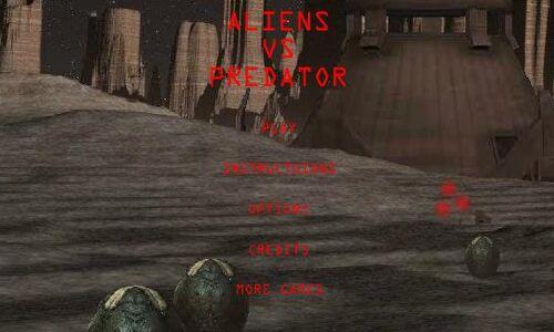 Aliens vs Predator-Flash