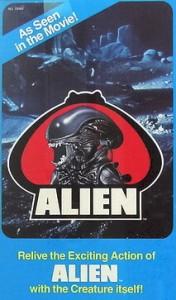 Alien 18 Kenner