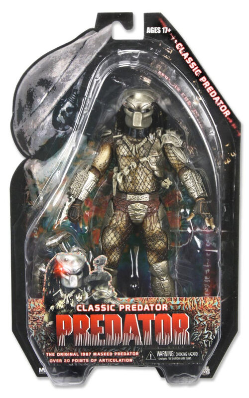 Predator Movie Series 3