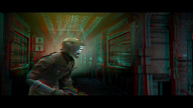 Dead Space in 3D (RedCyan)