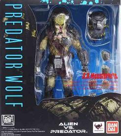 Predator Wolf (Bandai)