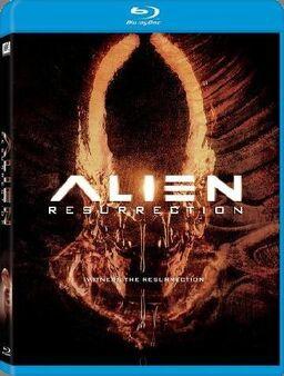 Alien ResurrectionBlu-ray