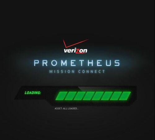 Prometheus Mission Connect (flash)