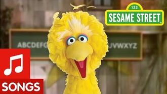Sesame Street- ABC-DEF-GHI Song