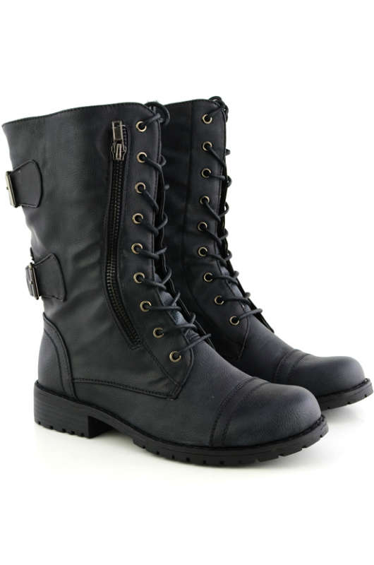 Combat Boots Size 12 - Boot Hto