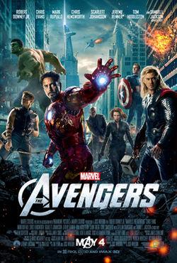 TheAvengers2012Poster