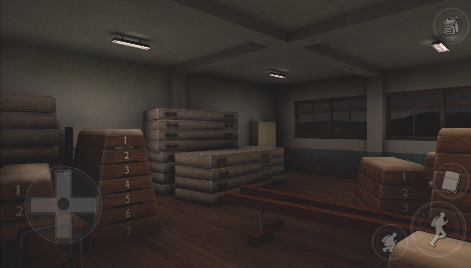 Image - Gym Storage Room (Remake).png | White Day (Video Game ...