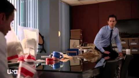 "White Collar, Season 5, Eps 12 - ""Taking Stock,"" Off the Clock"