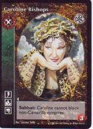 Caroline Bishops VTES card