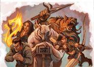 Werewolf pack 2