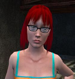 Heather Poe vtmb game model