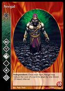 Nergal VTES card