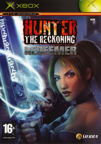 File:Hunter The Reckoning - Redeemer cover xbox eur.jpg