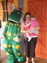 Dorothy-the-Dinosaur-at-Dreamworld